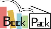 ブックパックのロゴ
